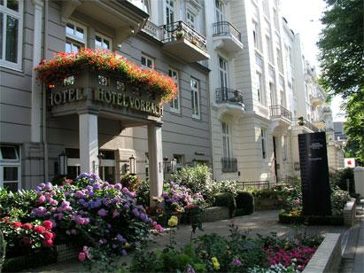 Hotel Vorbach Hamburg Rotherbaum