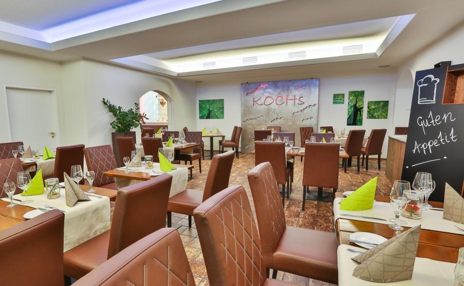 Hotel Zur Pfalz Kochs Restaurant Kandel