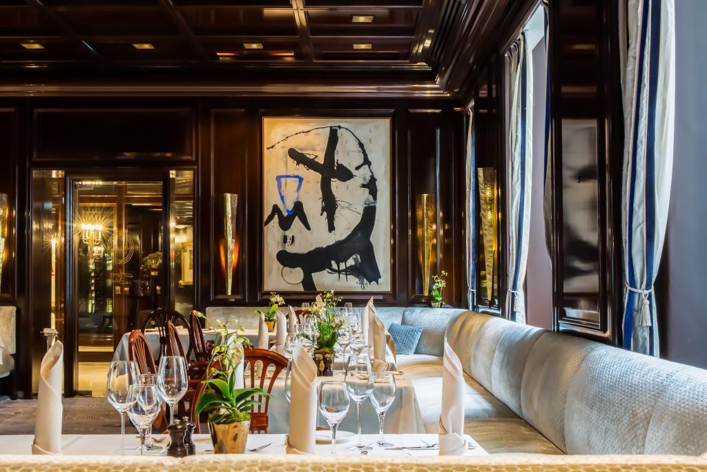 Excelsior Hotel Koln Restaurant
