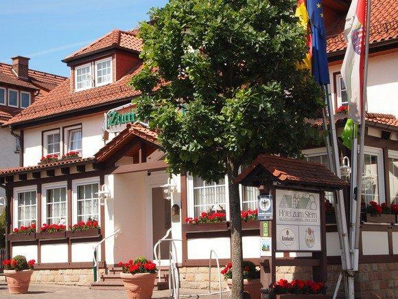Flair Hotel Zum Stern In Oberaula