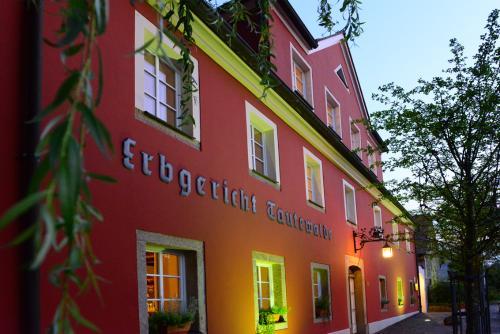 Landidyll Hotel Erbgericht Tautewalde