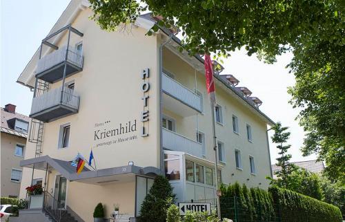 Kriemhild am Hirschgarten