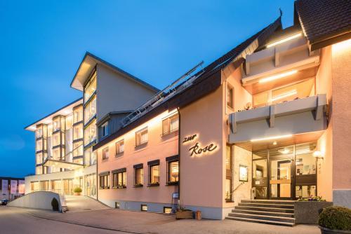 Hotel Restaurant Rose