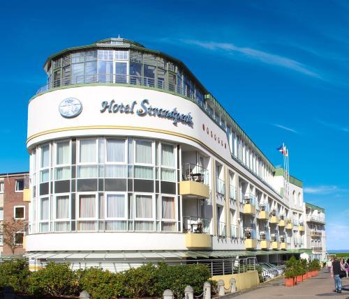 Hotel Strandperle mit Admiralsflügel