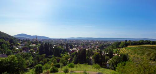 Panorama Hotel Mercure Freiburg