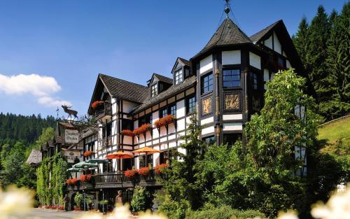 Relais & Châteaux Hotel Jagdhof Glashütte