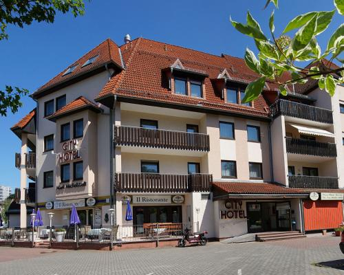City Hotel Mark Michelstadt