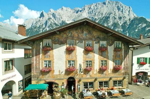 Traditionsgasthof Alpenrose