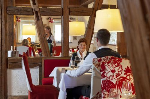 Romantik Hotel Johanniter-Kreuz
