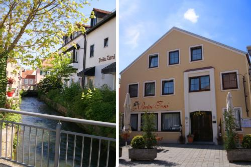 Hotel-Gasthof Zum Bräu-Toni