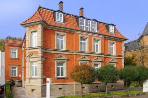 Hotel Stadtvilla Coburg