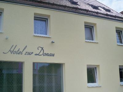 Zur Donau