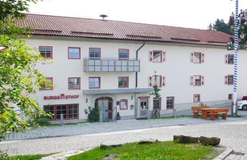 Burggasthof mit Gästehaus Zur Burg