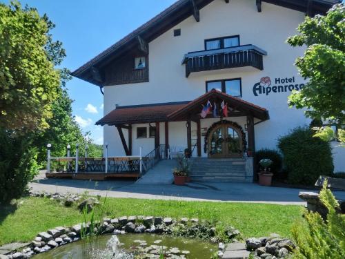 Hotel Alpenrose Akzent-Hotel