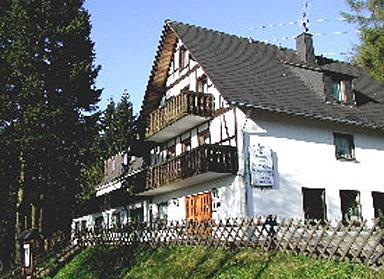 Pension Stiegelmeier Haus am Gerkenstein