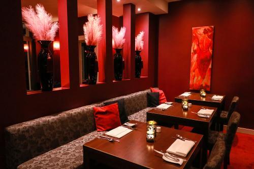Restaurant Weinrot im Hotel Haverkamp