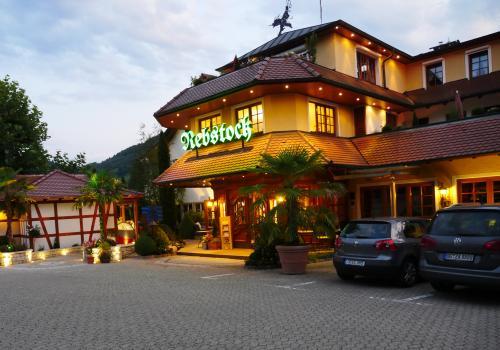 Restaurant Rebstock Durbach