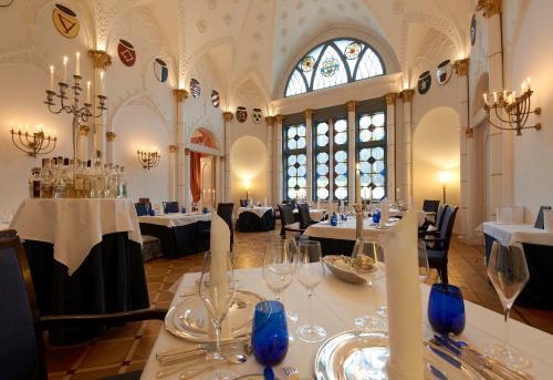 Gourmetrestaurant im Wappen-Saal