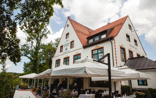 Restaurant im Schlosshotel Grünwald