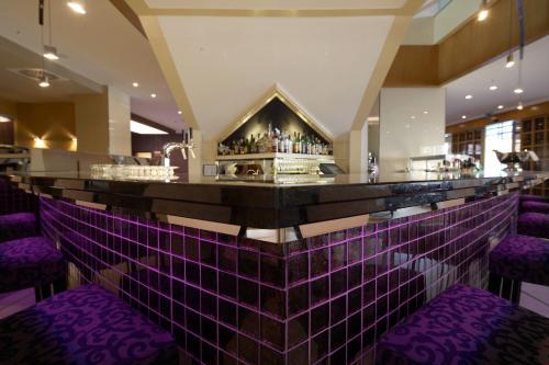 Zeppelin Bar im Hotel Steigenberger Graf Zeppelin