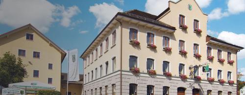 Brauerei-Gasthof-Hotel Laupheimer