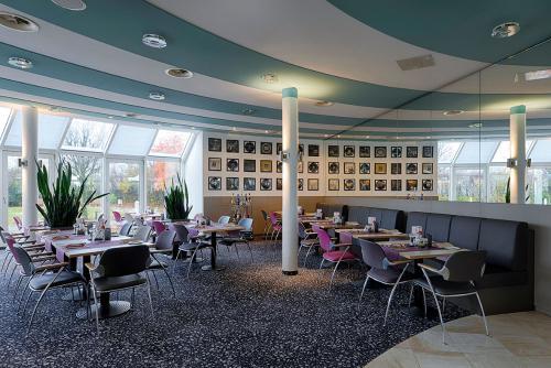 Globana Airport Hotel - Restaurant Globe