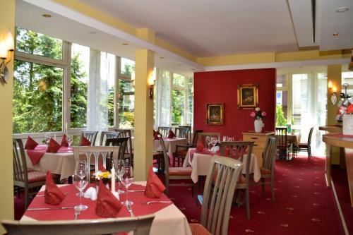 Albert's Parkrestaurant im PARKHOTEL Helene