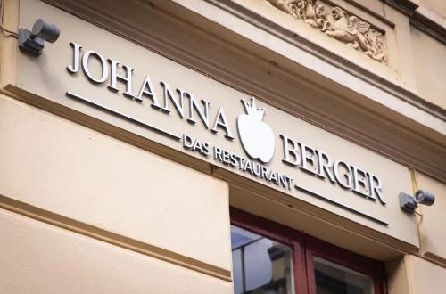 Johanna Berger - Das Restaurant