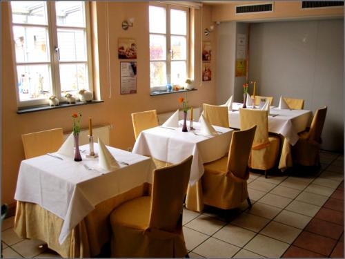 Restaurant im Hotel Lamm - Alte Post
