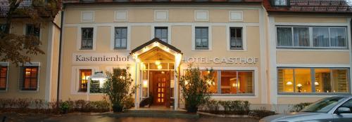 Hotel & Restaurant Kastanienhof Lauingen