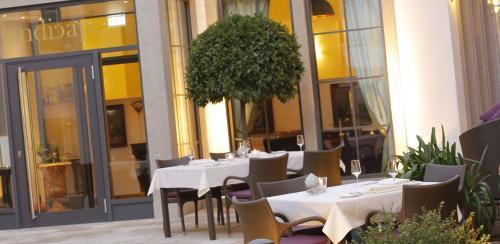 Restaurant handiɔap.