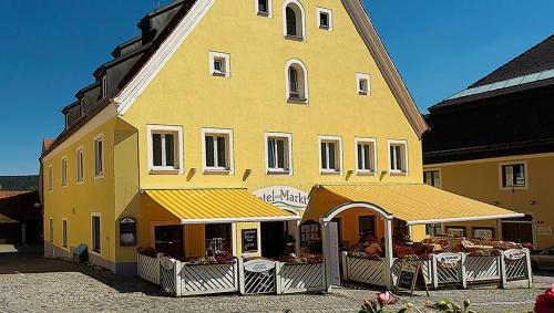 Restaurant im Hotel am Markt