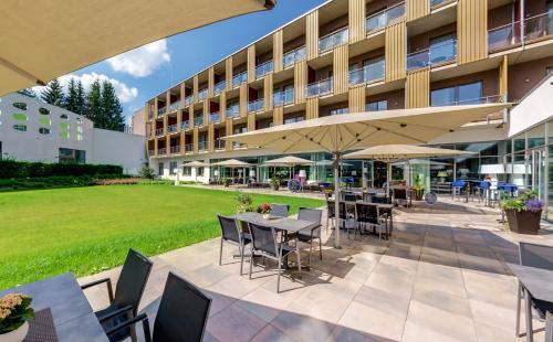 Restaurant im Hotel König Albert Bad Elster