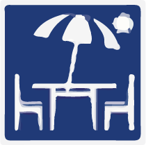Terrasse / Biergarten