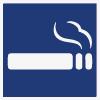 Raucherbereich vorhanden