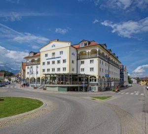 Hotel Luitpold in Füssen