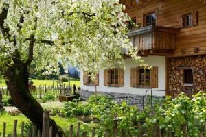 Frühling im Hotel Schlossanger Alp in Pfronten im Allgäu