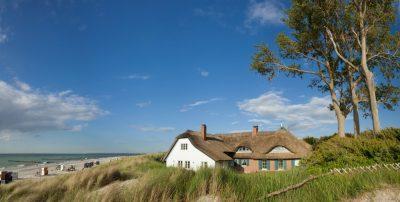 Haus in den Dünen in Ostseebad Ahrenshoop, Mecklenburger Ostseebäder