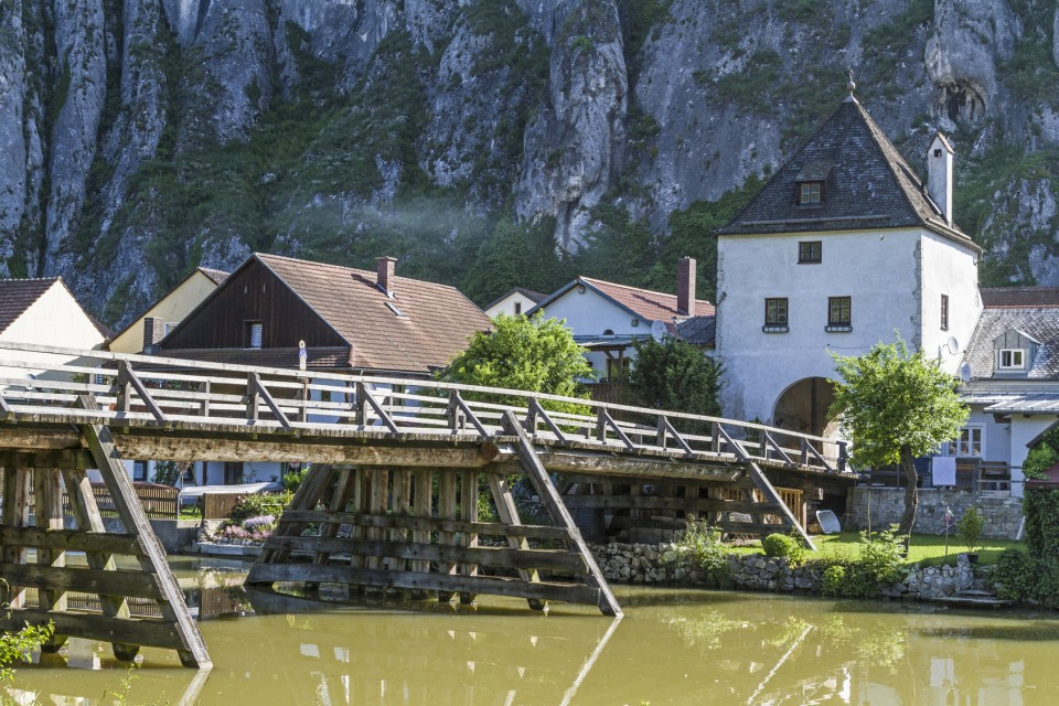 Essing - idyllisches altes Dorf am Unterlauf der Altmühl