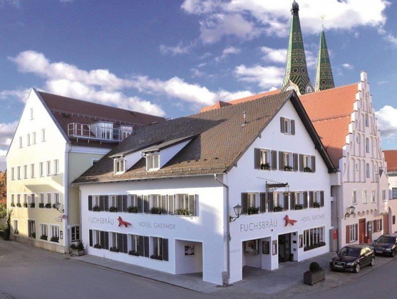 Hotel Fuchsbräu in Beilngries im Altmühltal