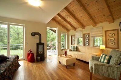 Erholungs-Angebot im Landgasthof & Hotel Jagstmühle in Mulfingen, Schwäbischer Wald, Appartment