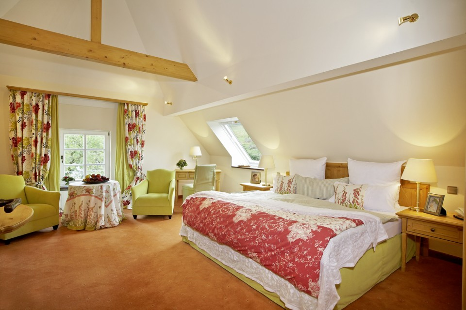 Erholungs-Angebot im Landgasthof & Hotel Jagstmühle in Mulfingen, Schwäbischer Wald, Doppelzimmer