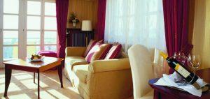 Komfortable Suite im Sport- und Wellnesshotel Angerhof in St. Englmar im Bayerischen Wald