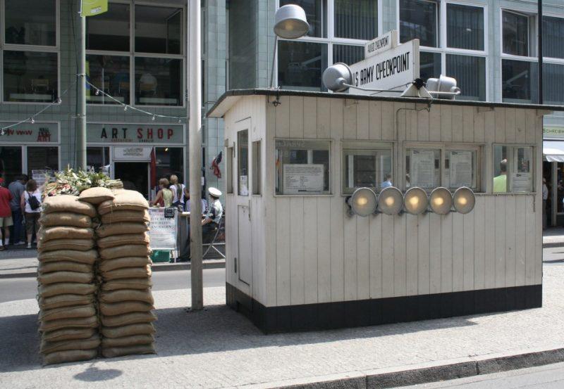 Grenzübergang Checkpoint Charlie