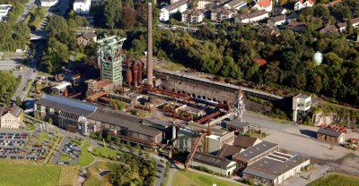 LWL-Industriemuseum Henrichshütte in Hattingen