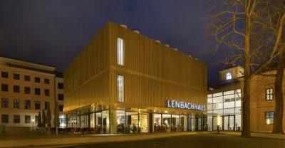 Kunstmuseum Lenbachhaus in München: Präsentationen zur Kunstgeschichte