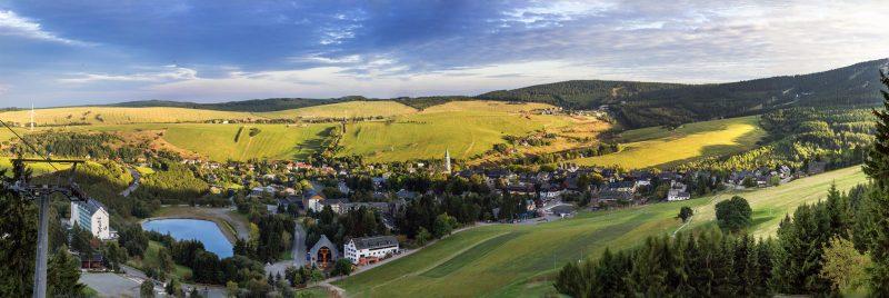 Oberwiesenthal Überblick