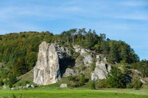 Dollnstein Burgsteinfelsen zum klettern
