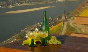 typisch für Rheinhessen: Der Federweisser