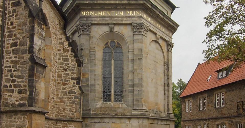 Fürstenmausoleum Stadthagen